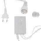 Контроллер уличный для гирлянд УМС, до 500 LED, 220V, Н.Б. 3W, 8 режимов - Фото 2