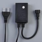 Контроллер для гирлянд УМС до 5000 LED, 220V, Н.Т. 3W, 8 режимов - Фото 1
