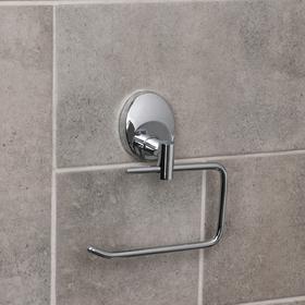 """Держатель для туалетной бумаги """"Accoona A11005-3"""", цвет хром"""