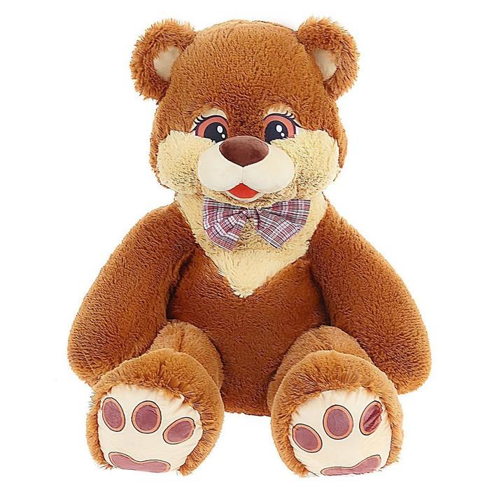 Мягкая игрушка Медвежонок Тоша, 100 см