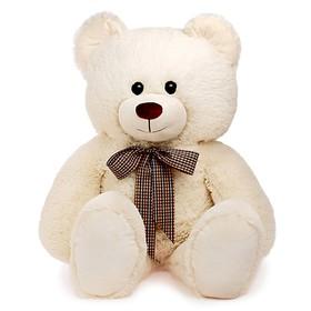 Мягкая игрушка «Медведь с бантом», 103 см Ош