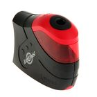 Точилка электрическая Turbo Twist, 1 отверстие, черно-красный, пластиковая