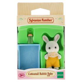 Игровой набор «Малыш Серый Кролик»