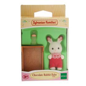 Игровой набор «Малыш Шоколадный Кролик»