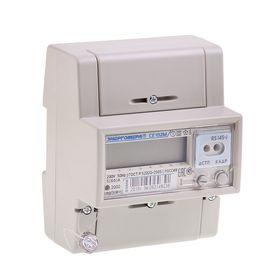 Счётчик электроэнергии однофазный, многотарифный СЕ 102М R5 145 J Ош