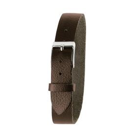 Ремешок для часов, женский, 10 мм, натуральная кожа, коричневый микс
