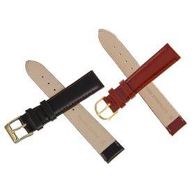 Ремешок для часов, мужской, 18 мм, коричневый микс