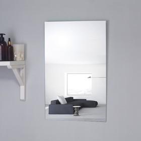 Зеркало «Прямоугольник», настенное, 39х59 см Ош