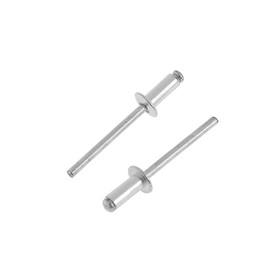 Заклёпки вытяжные TUNDRA krep, алюминий-сталь, 50 шт, 4 х 10 мм Ош