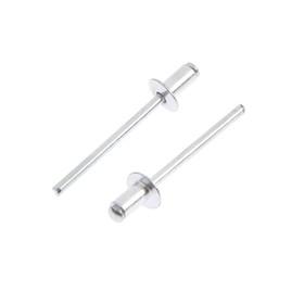 Заклёпки вытяжные TUNDRA krep, алюминий-сталь, 50 шт, 4 х 8 мм Ош