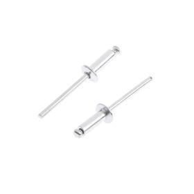 Заклёпки вытяжные TUNDRA krep, алюминий-сталь, 50 шт, 4 х 12 мм Ош