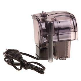 Навесной фильтр, Dophin H-80 (KW) 2.5 вт,190л./ч.,с регулятором