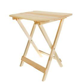 Стол складной 100х60х75 см 'Добропаровъ' Ош