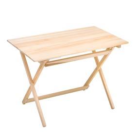 Стол складной прямоугольный 100х60х75 см 'Добропаровъ' Ош