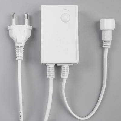 Контроллер уличный для гирлянд УМС, до 1000 LED, 220V, Н.Б. 3W, 8 режимов - Фото 1