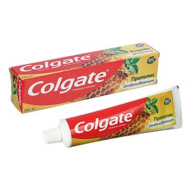 Зубная паста Colgate,прополис, отбеливающая, 100 мл