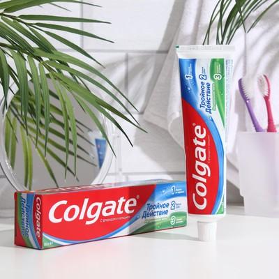 Зубная паста Colgate «Тройное действие», 100 мл