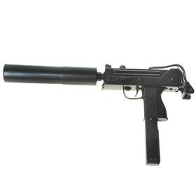 Макет автомат. пистолета с глушителем Инграм, США, 1972 г.