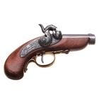 Макет пистолета Генри Дерринджера Philadelphia, США, 1850 г., 11 × 13,5 × 11,5 см