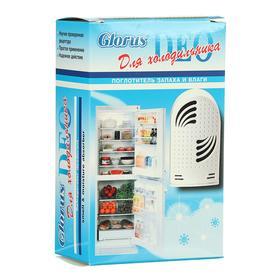 Поглотитель запахов в холодильнике Glorus