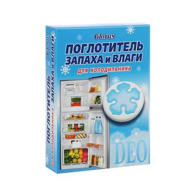 """Дезодорант Glorus """"Мини"""" для холодильника - Фото 1"""