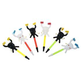 Карнавальный язычок «Череп», с бубенчиками, цвета МИКС Ош