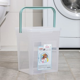Контейнер для стирального порошка econova For kids, 8 л, цвет МИКС Ош