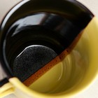 """Кружка """"Ягоды"""", жёлто-коричневая, деколь, 400 мл, микс - Фото 5"""