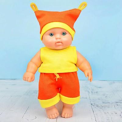 Кукла «Карапуз-мальчик 2», 20 см, МИКС - Фото 1