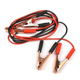 Провода пусковые TORSO, 100 А, -30 / +80º, длина 2 м, 12/24 В Ош