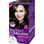 Краска-мусс для волос Perfect Mousse, тон 300, чёрный каштан - Фото 6