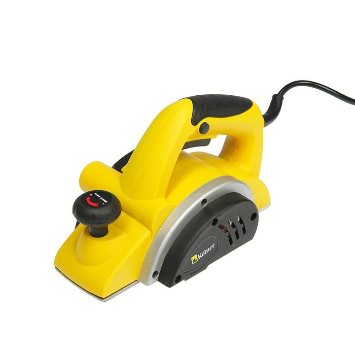 купить Рубанок электрический Kolner KEP-480, 16000 обмин, ширина строгания 82мм, 480 Вт