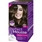Краска-мусс для волос Perfect Mousse, тон 500, средний каштан - Фото 1