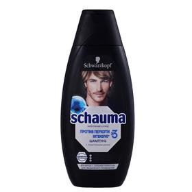 Шампунь против перхоти Schauma Intensive, для мужчин, 380 мл