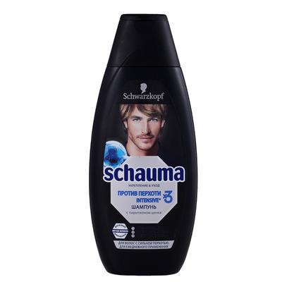Шампунь для волос Schauma Intensive, против перхоти, для мужчин, 380 мл