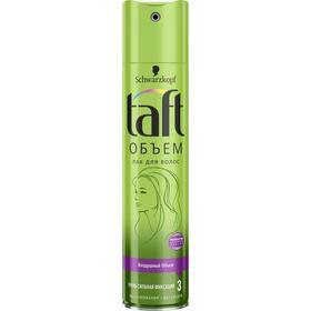 Лак для волос Taft «Воздушный объём», очень сильная фиксация, 225 мл