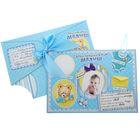 Паспорт малыша в конверте