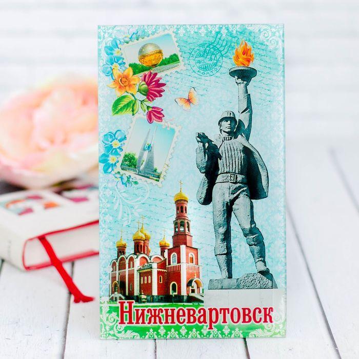 Настольная картина Нижневартовск