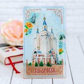 Настольная картина «Хабаровск» Ош