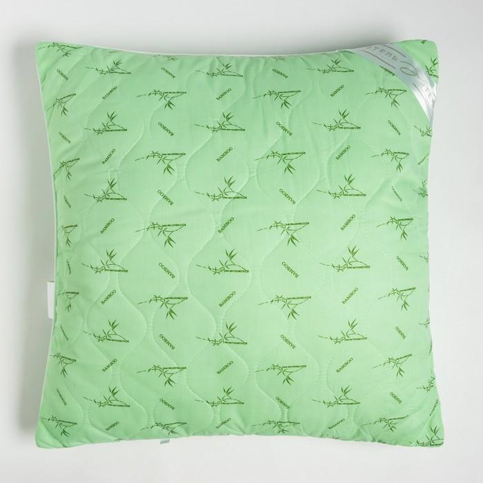 """Подушка """"Этель"""" , подстёжка — бамбук, 70х70 см, тик"""