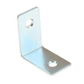 Уголок мебельный 30х30х15 мм, оцинкованный