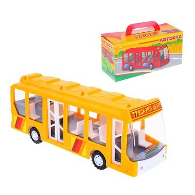 Игрушка «Автобус» - Фото 1