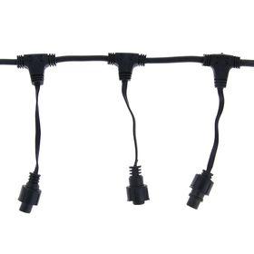 Разветвитель для гирлянд УМС 3W Н.Т. (1 вход, 3 выхода) 220V