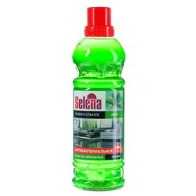 Средство для мытья полов Selena антибактериальное, Хвоя, 1 л