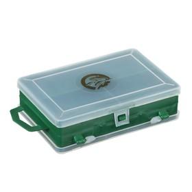 Коробочка ТК-12 для мелочей, 14 отделений, 11,5 х 8,5 х 3,5 см Ош