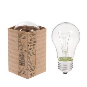 Лампа накаливания ТЭЛЗ, А50, 95 Вт, Е27, 230 В Ош