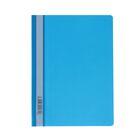 Папка-скоросшиватель А4, 140/180мкм Hatber, синяя