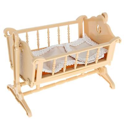 Мебель для кукол «Колыбель. Коллекция» - Фото 1