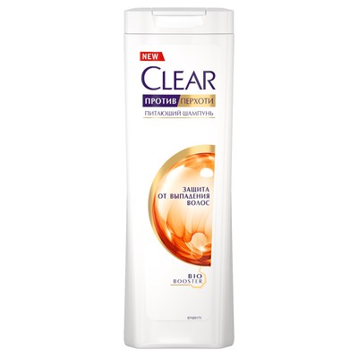 Шампунь для волос Clear Vita Abe Women «Защита от выпадения», 200 мл - Фото 1