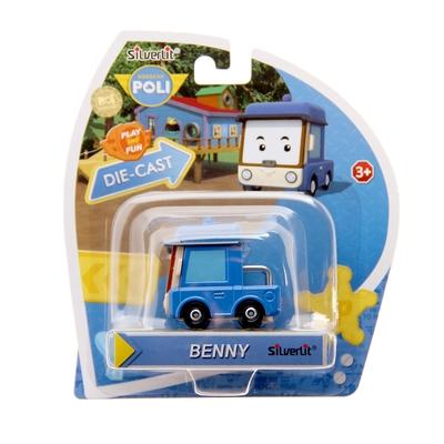 Машинка металлическая «Бэнни», 6см - Фото 1
